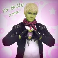 To Billy with Love by das-Diddy