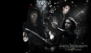 THE MORTAL INSTRUMENTS by VaL-DeViAnT