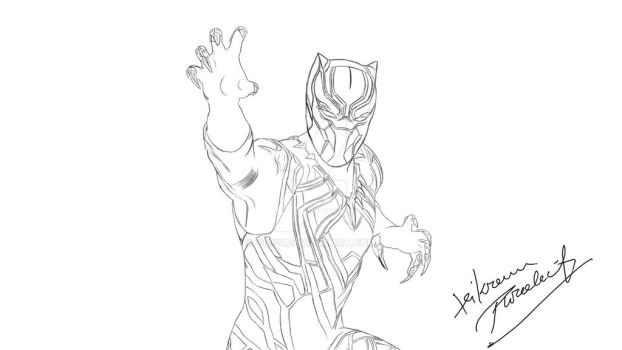 Blackpanther by V9921