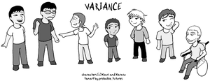 Variance Dream Team by Probable-Futures