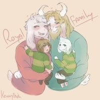 Royal Family by Kennymoh