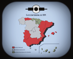 Eleccion General de 1994 by KingWillhamII
