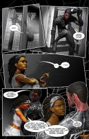 The Retelling of Amazing Spider-Man #300 Page 3 by LittleShaolin