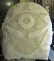 Gossip Stone pillow by PurpleTakara