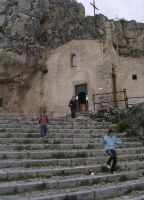 Leaving the Old Church - Matera by Gianni36