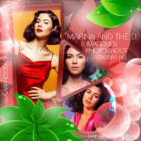 Photopack 248: Marina and The DIamonds by SwearPhotopacksHQ