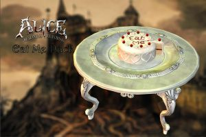 Alice Madness Returns: Eat Me Pack by Brusya