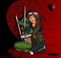 TMNT - For Your Own Good by RoseDuelistBBSHM