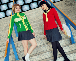Persona 4 by CosplayCousins