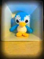 Tiny Penguin by MathCrazy