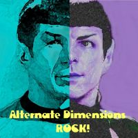 Universal Spock by NeonGlo