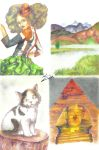 IMAGES PENCIL COLOR by TOMO2012