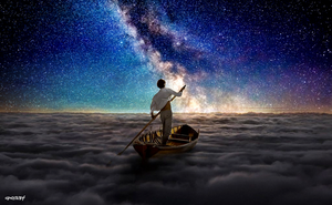 The Endless River 2 - Pink Floyd by elclon