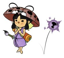 Poncle - Okami by MoonWhing