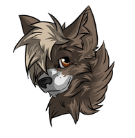 Random Try Out Headshot by Blackwolfpaw
