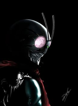 Kamen Rider The First by dave-il