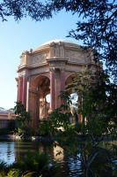 Palace of Fine Arts by SweediesArt