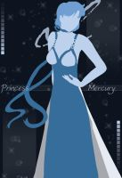 Princess Mercury by omisgirl