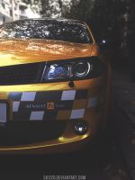 Renault Megane RS by Sk1zzo