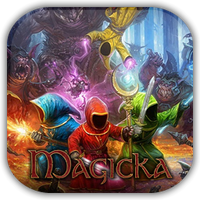 Magicka Game Icon by Wolfangraul