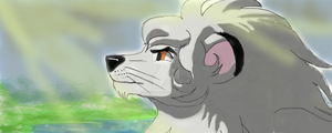 Kimba the white Lion by SubwaymasterMegumi
