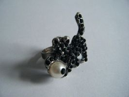 Cat Ring by letmeusemyname