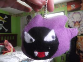 Gastly by EmplehsADeviant