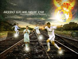 Real Madrid by tourbido