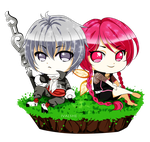 [REQUEST] Chibi Mode by IValShe