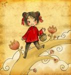 Pucca by Hikari-Nell
