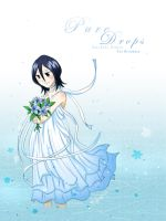 .: Rukia :. For Hitsukuya-Chan by 4nGeLpsych0