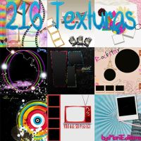 216 Texturas by MariiEditions