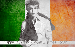 Niall`s Birthday by iluvlouis
