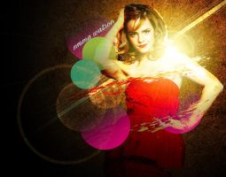 Emma Watson by hellotherelily