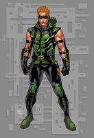 Green Arrow 2 by K-Bol