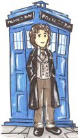 The Eigth Doctor by Badseedshalo