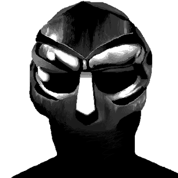 Metallic Mask by julio-lupin-jr