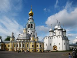 Vologda: Saint Sophia Cathedral by SwaEgo