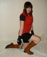 Claire Redfield 4 by MajesticStock