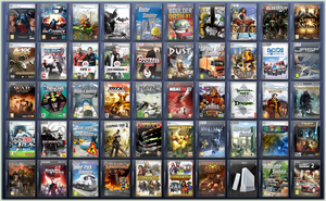 Game Icons 48 by GameBoxIcons