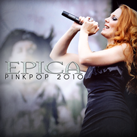 Epica @ Pinkpop 2010 by brockscence