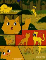 Fireheart and Sandstorm Page 4 by lykinz