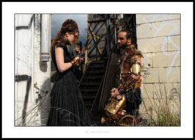 Steampunk PhotoShoot1 by Skinz-N-Hydez