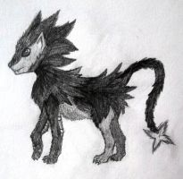Luxray by AlexRose312