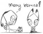 .:Merry 'Irkmas':. by RadioInvader