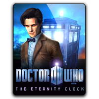 Doctor Who  The Eternity Clock Icon by dylonji