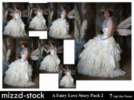 A Fairy Love Story Pack 2 by mizzd-stock