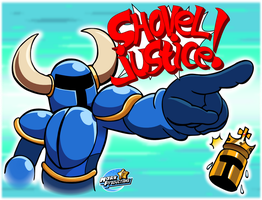 SHOVEL JUSTICE by MarkProductions