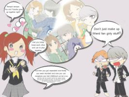 P4:The mind of a fangirl by Cinnamon-Zimt