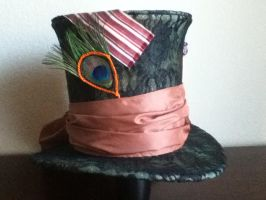Mad As A Hatter left side view by PandoraLuv